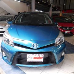 Toyota Yaris Trd Matic Brand New Camry 2017 Price Used Hybrid Blue Green 2013