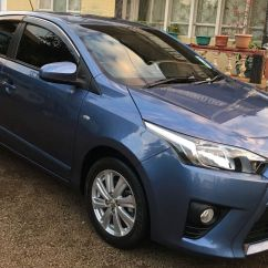 Toyota Yaris Trd Matic New Agya 1.2 G A/t Used 2015 For Sale Terre Rouge