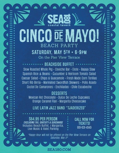 sea 180 cinco de mayo