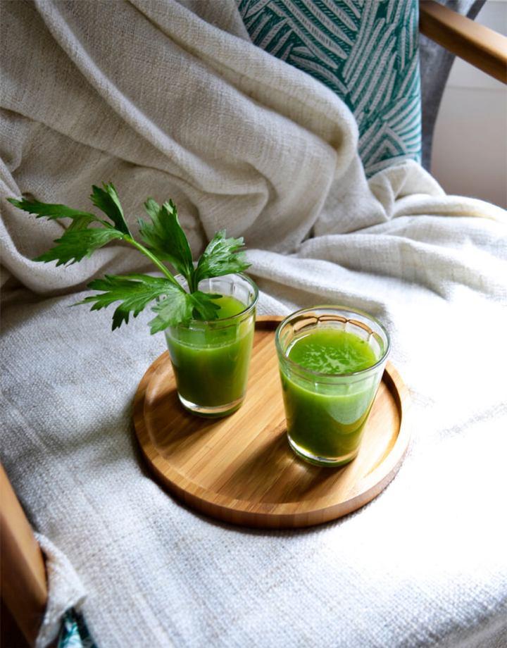 Comment faire un green juice ?