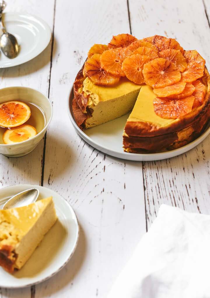 Cheesecake aux petits-suisses Weight Watchers