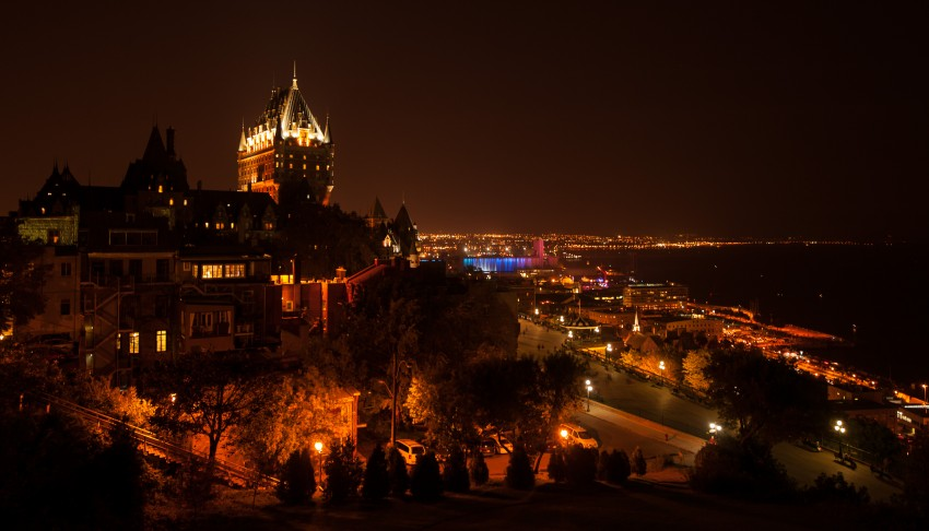 Quebec Midnight I
