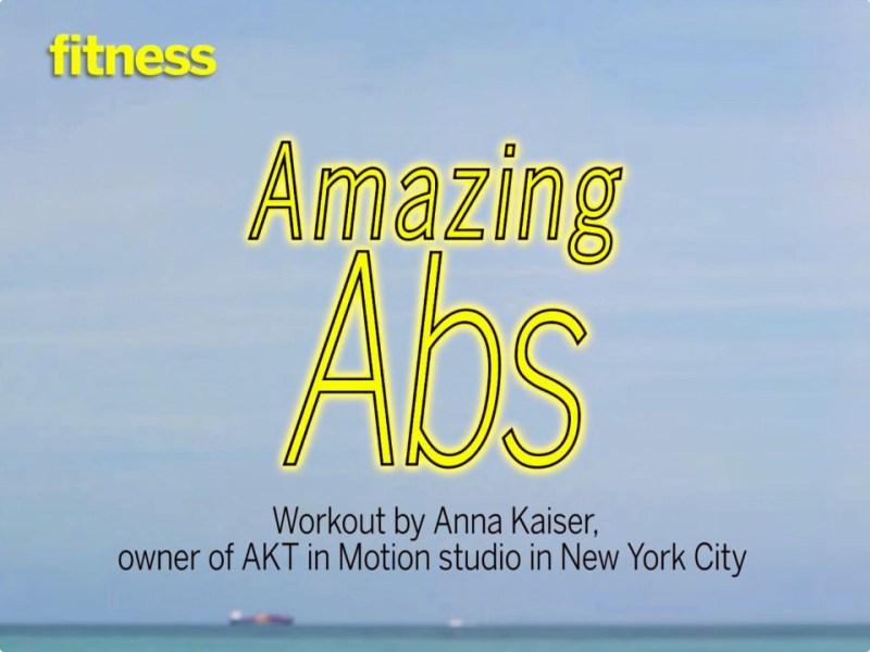 Amazing Abs