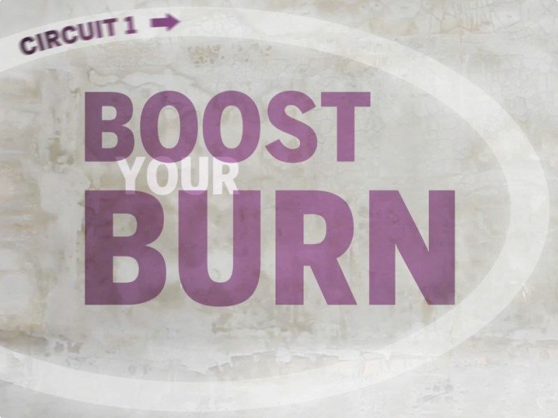 Boost Your Burn