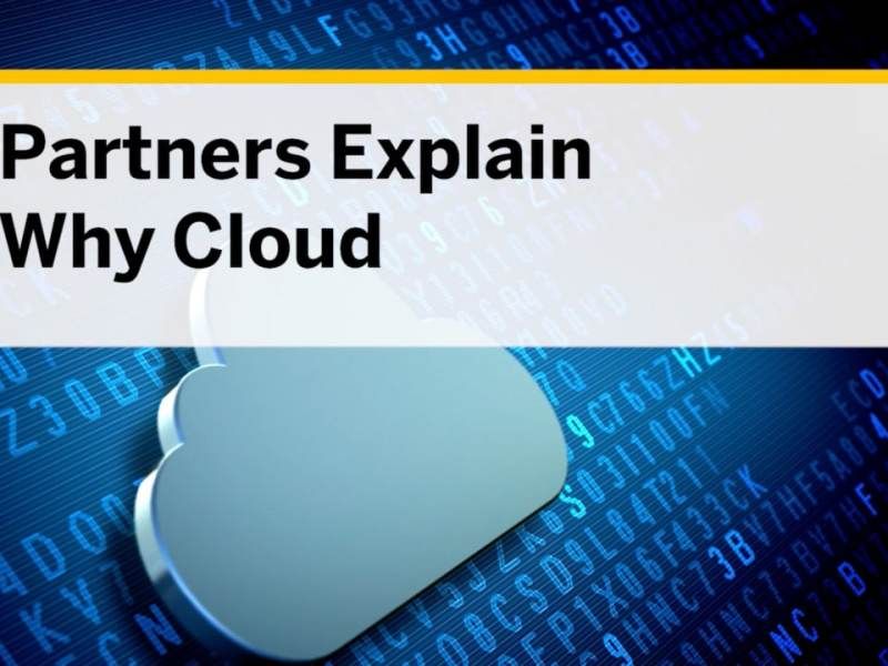 Cloud Talk – SAP Partners Explain Why Cloud