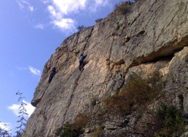 Rock Climbing Maurienne Sensations