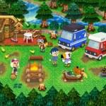 Nuova area di sosta … per i camper degli Amiibo su Nintendo