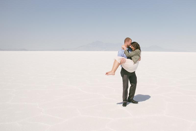 salt flats engagements