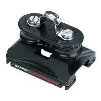 Harken Low-Load Small Boat CB Car w/ Fixed Sheaves and ...