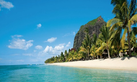 Lux Le Morne  A Luxury Beach Resort in South Mauritius