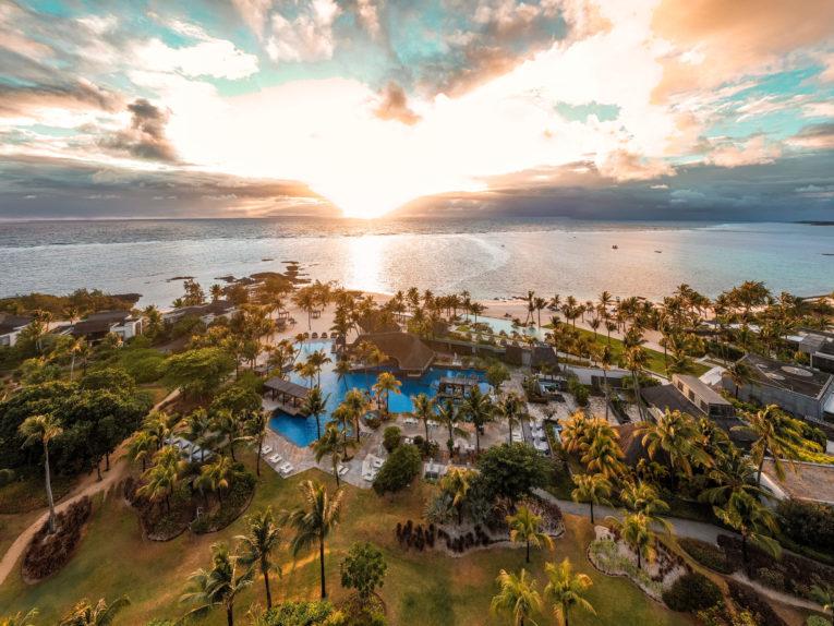 Longbeach resort in Mauritius