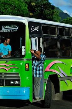 Private bus operator