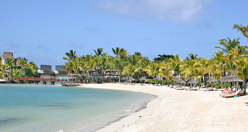 Top luxury hotels of Mauritius