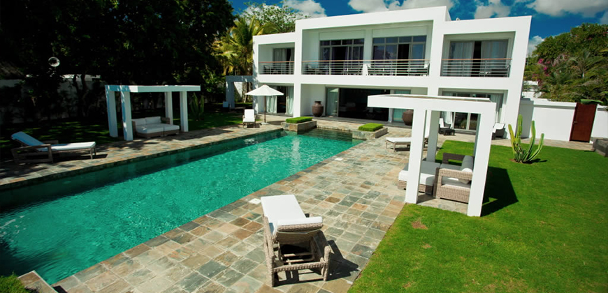 Villa de luxe a lou  lle Maurice Grand Baie  Pointe aux Canonniers