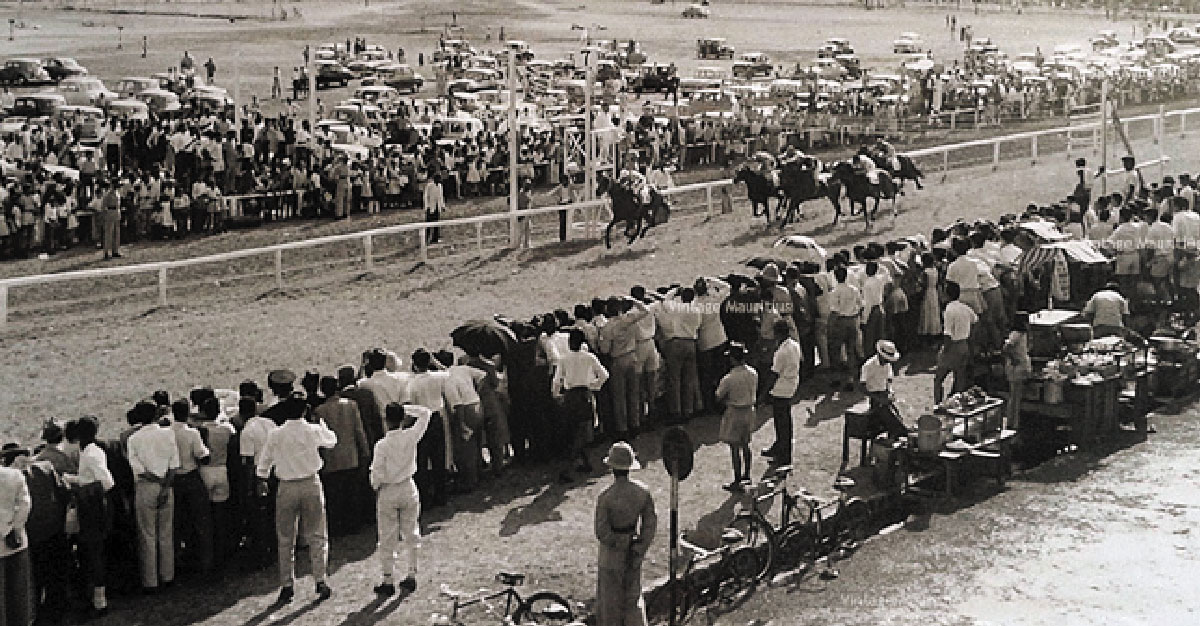 Horse-Racing & Self-Respect