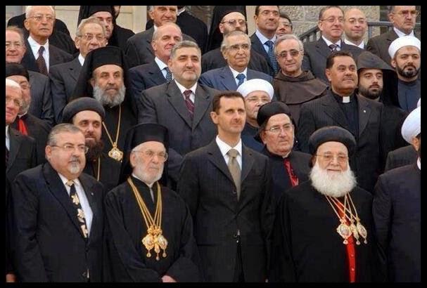 Assad Easter 2015