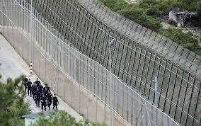 il muro che vi mostrano