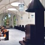 bimah ebraica nei seminari di Kiko