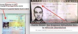 Carta d'identità, come l'11 Settembre