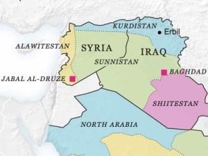 La Francia e Israele lanciano una nuova guerra in Iraq e in Siria