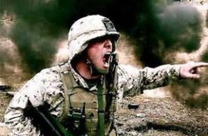 """Un Marine: """"Lo Stato-mostro, siamo noi"""""""