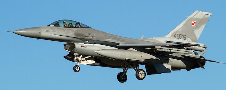 Polish-F-16-SN14a ghedi eser nucl 2014