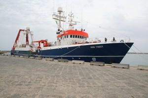 La nave italiana minacciata dal nostro alleato