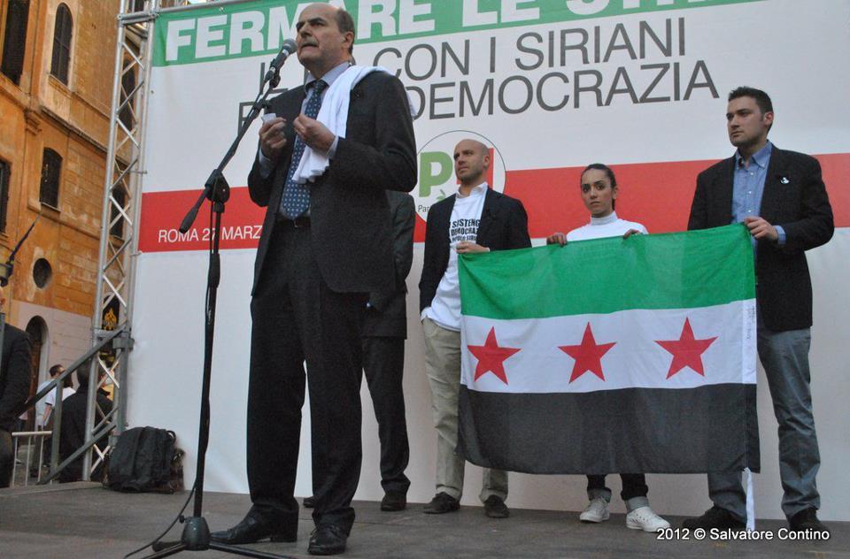 """""""Per la democrazia"""""""