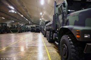 Usa ha spedito  5 mila tonnellate di munizioni in Germania. UE approva.