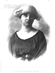 Eva Kuhn, teosofa