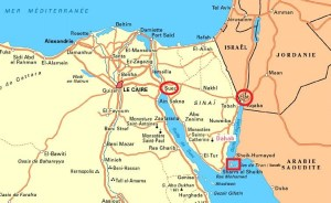 """Usa vuole basi nel Sinai (e  noi,  """"verità per  Regeni"""")"""
