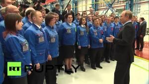 Putin esporta, nonostante. Il dirigismo funziona.