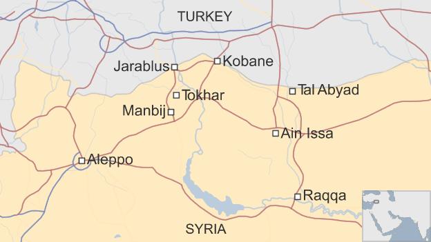 manbij ultimo passo per turch