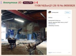 Il sotterraneo di Alefantis?