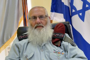Il rabbino Eyal Krim