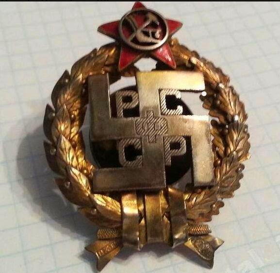 armata rossa, svastica, falce e martello, unione sovietica
