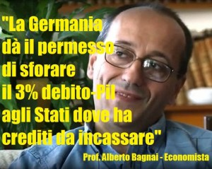 Alberto Bagnai su: euro, 5 stelle, economisti venduti.