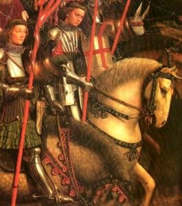 Perché tornino a battere cuori di cavalieri