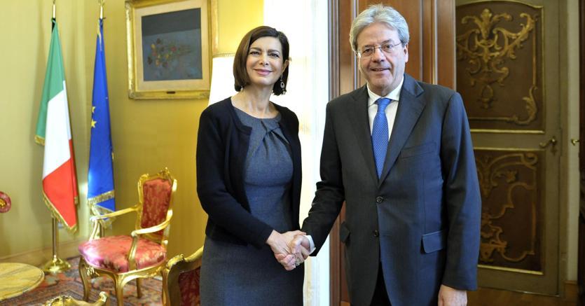 Boldrini e Gentiloni,  e adesso  la Raggi: voi rubate soldi ai poveri.