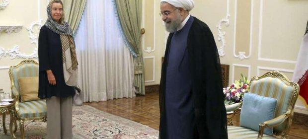 Per la UE, l'Iran è in regola. Lo sappia Trump.