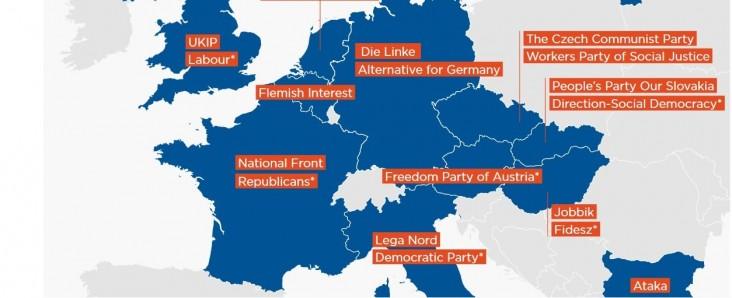 I servi di Putin in Europa.