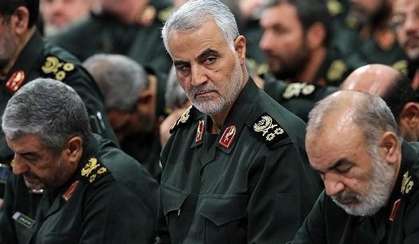 Generale Kassam Soleimani. Israele prova ad ucciderlo.