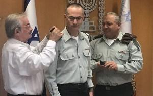 L'IDF promuove il suo primo grande generale apertamente gay, Sharon Afek