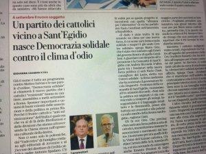 La dittatura   finale dei Sepolcri Imbiancati.