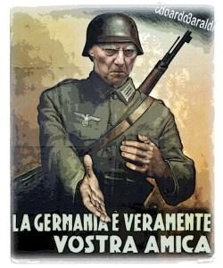 Il Nazismo di questa generazione. E i suoi repubblichini.