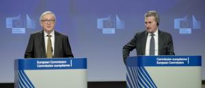 Oettinger rivela: la Kommissione  Junker resta anche a dicembre