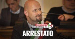 ARRESTI PD  REGGIO,  ovvero  FORTETO INTERNATIONAL