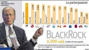 L'ENORME POTERE DI BLACKROCK, LA FINANZIARIA AMATA DA BERGOGLIO