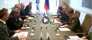 Putin troppo buono con Bibi. Shoigu e Lavrov  lo sgridano....