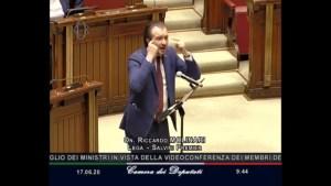 Riccardo Molinari spiega cosa non va nel governo